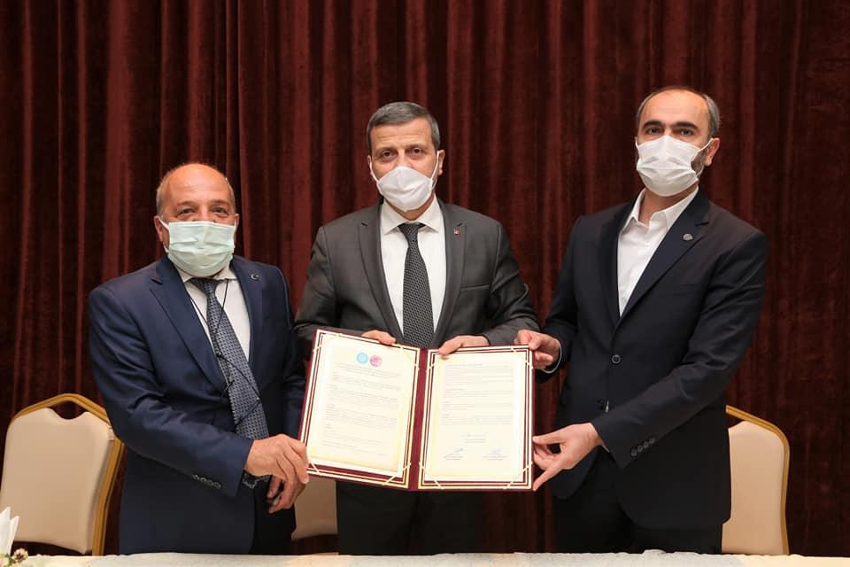 Gazi Üniversitesi İle Protokol Yaptık