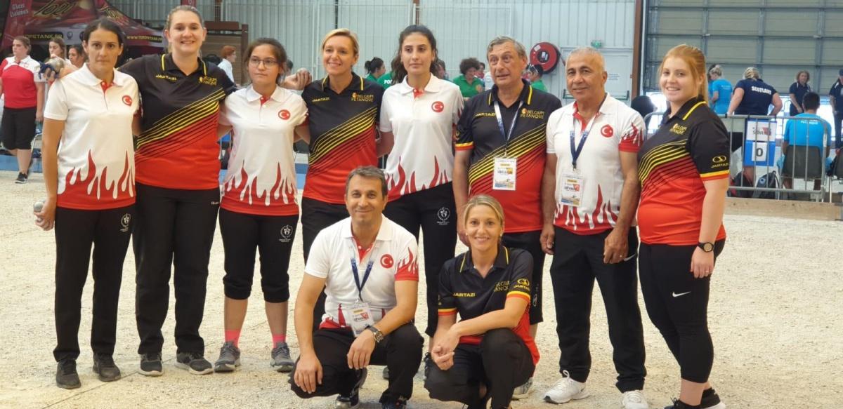 Avrupa Kadınlar Petank Şampiyonası