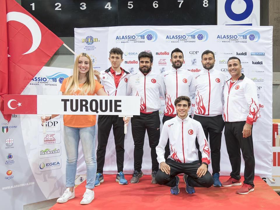 Avrupa Erkekler Volo Şampiyonası