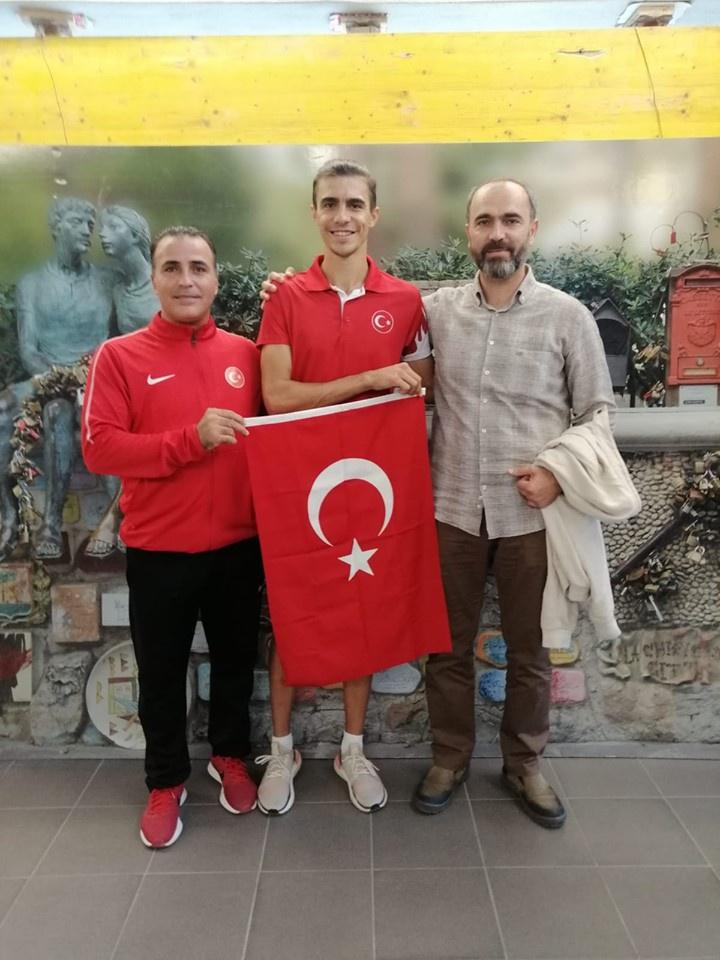 Volo'da Mehmet Can Yakın Dünya 3.sü