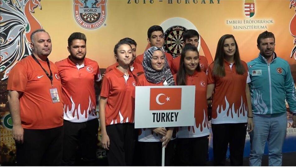 Dart Avrupa Şampiyonası Budapeşte'de Yapıldı