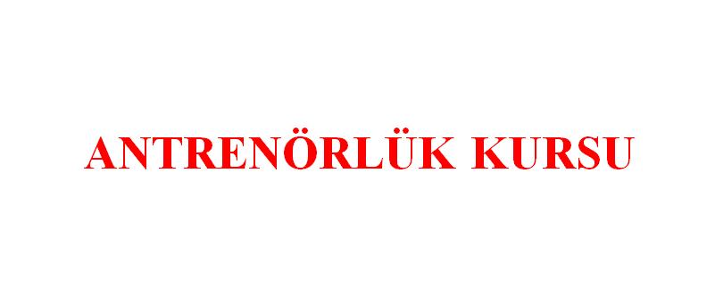 Kilis'de 1.Kademe Dart Antrenör Kursu Planlanmaktadır