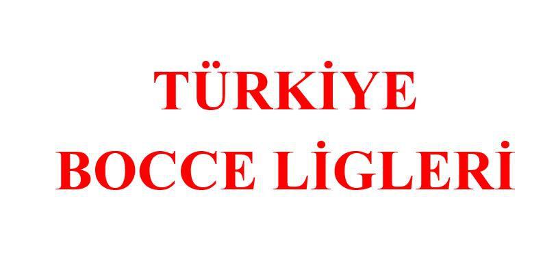 Türkiye 1. ve 2. Bocce Ligleri 1. Etap (Raffa) Müsabakaları