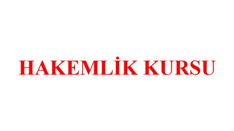Giresun'da 28-29 Aralık'ta Bocce Hakemlik Kursu Yapılacaktır