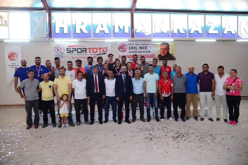 Türkiye Volo Şampiyonası Tamamlandı