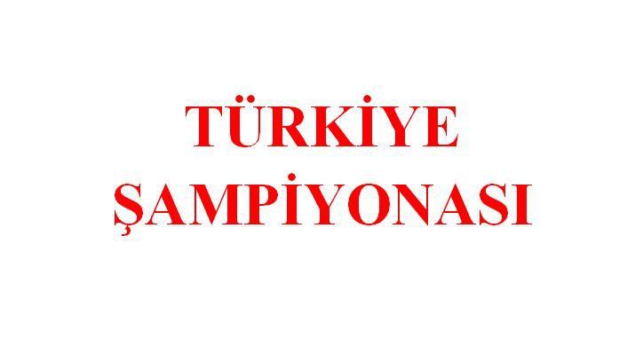 Türkiye Petank Şampiyonası, 10-14 Nisan tarihlerinde Antalya-Kemer'de yapılacak