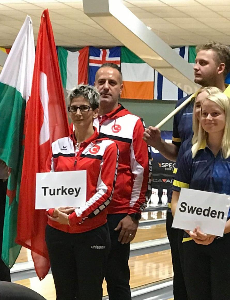 Avrupa Tekler Bowling Şampiyonası tamamlandı