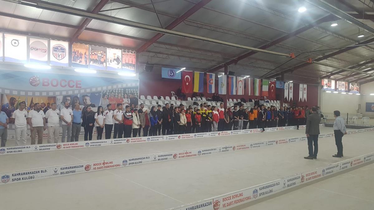 Türkiye Bocce 1. ve 2. Bocce Ligleri Raffa Etabı Tamamlandı