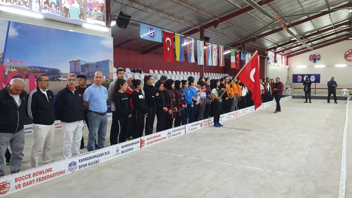 Kadınlar Raffa Şampiyonaları Tamamlandı