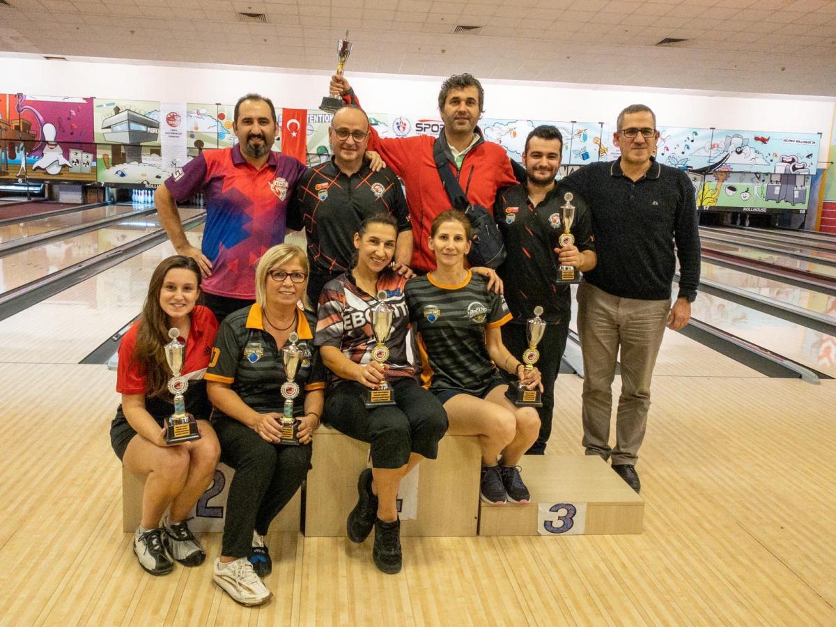 2019 Türkiye Bowling Sıralama Şampiyonası yapıldı