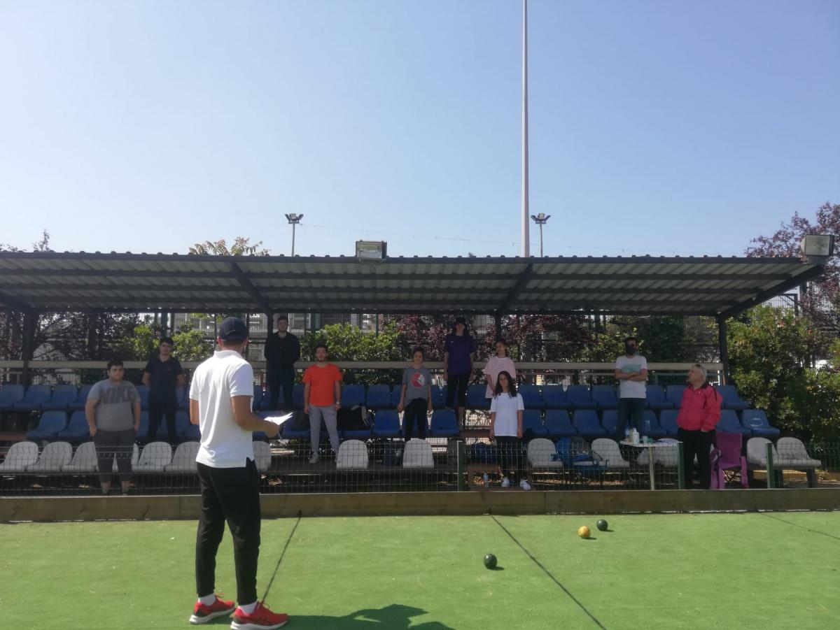 Bocce Raffa Turnuvası Tamamlandı