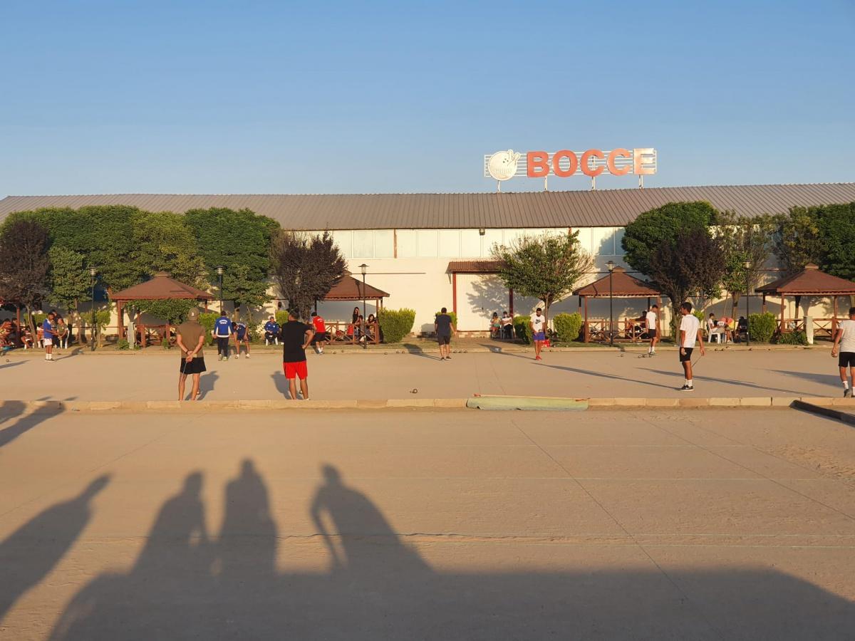 Bocce (Volo) Milli Takım Sıralama ve Seçme Müsabakaları Tamamlandı